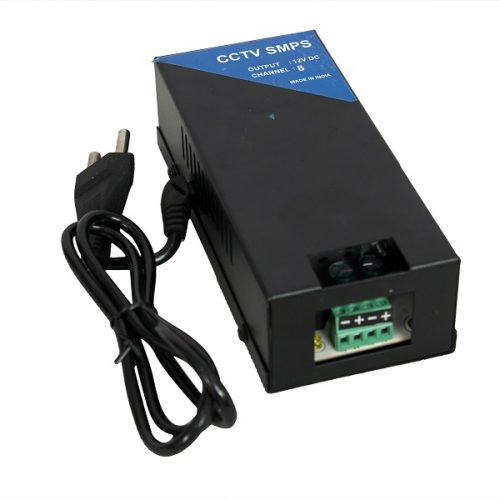 8 CHANNEL SMPS POWER SUPPLY HEAVY - Impressions - India